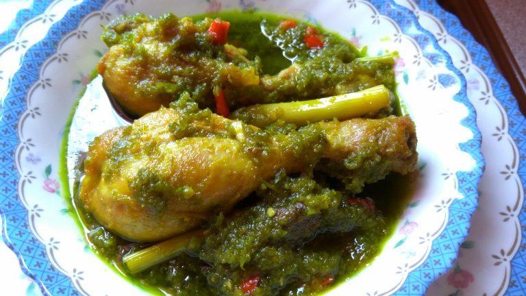 resepi ayam cabe hijau soalan mudah Resepi Ayam Percik Minang Enak dan Mudah